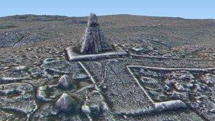 Laserové mapování odhalilo obří Mayské sídliště