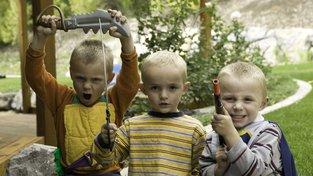 Čím víc je v rodině synů, tím větší je pravděpodobnost, že nejmladší z nich bude gay. Ilustrační snímek