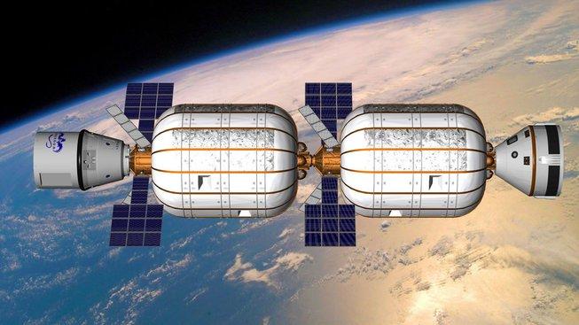 Nafukovací modul Bigelow Aerospace