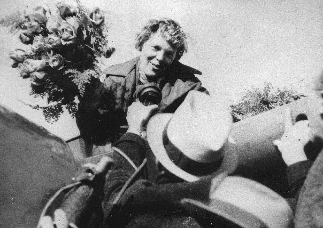 Amelia Earhartová
