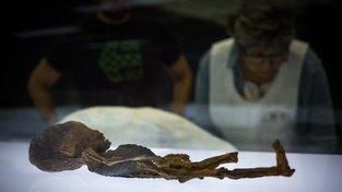 Tajemný mumifikovaný mimozemšťan je nakonec lidský plod s nezvykle velkým množstvím genových mutací