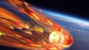 Nebeský palác 1 shořel. Je to velké vítězství čínského kosmického programu