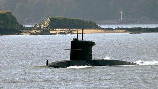 Nový navigační systém pomůže hlavně ponorkám. Ilustrační snímek