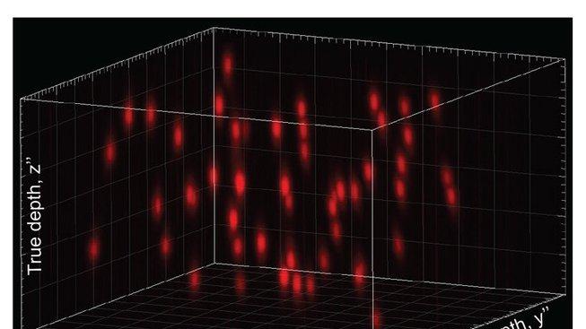 50 náhodně zvolených a zacílených neuronů