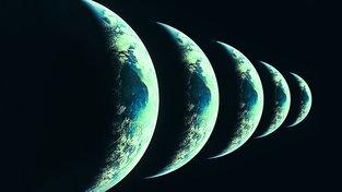 Nekonečný multivesmír? Ilustrační snímeki