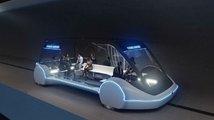 Muskův 'poloviční hyperloop' bude vozit lidi na chicagské letiště