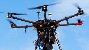 Dron UN od WeRobotics