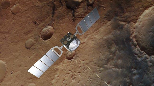 Sonda Mars Express