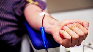 Lidé s krevní skupinou 0 jsou univerzálními dárci. Ilustrační snímek