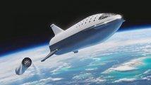 SpaceX chce v roce 2023 vyslat k Měsíci umělce. První mu už zaplatil