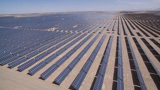 Sahara by se mohla proměnit v obří solární elektrárnu. Ilustrační snímek