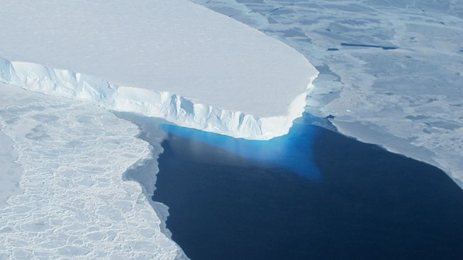 Ledovec Thwaits