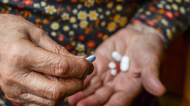 Lidé se sice dožívají vyššího věku, poslední roky života ale z hlediska zdravotního stavu příliš za moc nestojí. Ilustrační snímek