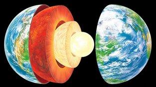 Útroby planety Země