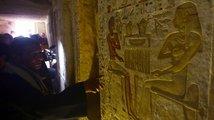 Hrobka egyptského kněze