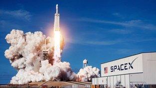 Start Falconu Heavy