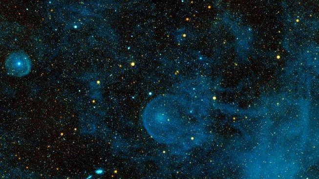 Z vesmíru nám už podruhé doputovaly opakující se signály. Ilustrační snímek