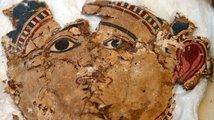 Nově objevená hrobka z éry Ptolemaiovců