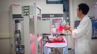 3D biotiskárna