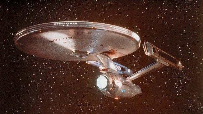 Loď Enterprise by se jistě hodila