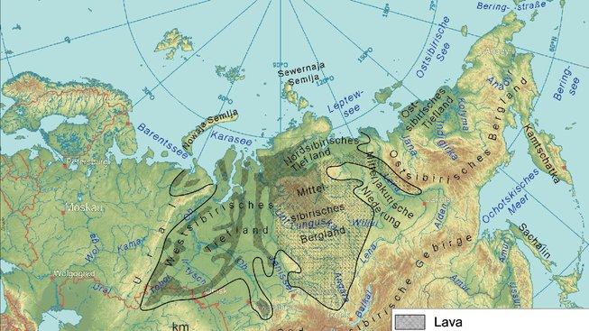 Sibiřské trapy