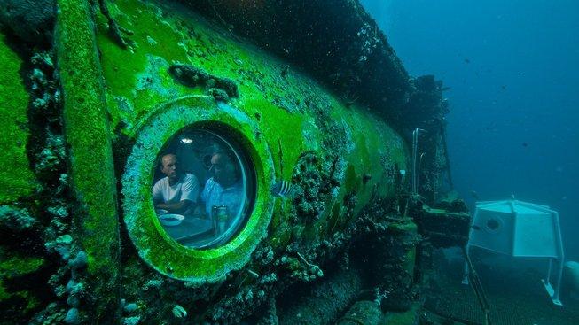 Podmořská základna Aquarius