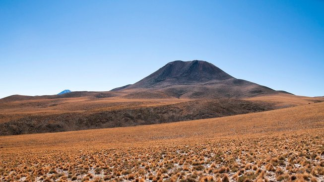 Na poušti Atacama se nacházejí nejstarší dochované meteority, které dopadly na Zemi