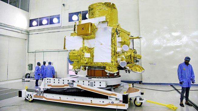 Indická sonda Chandrayaan-2