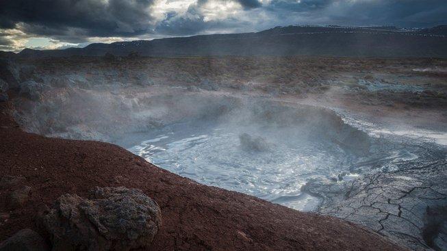 Geotermální oblast Theistareykir