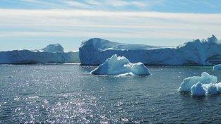 Do roku 3000 může být Grónsko bez ledu
