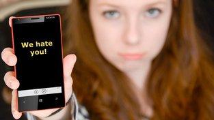 Nenávisti se na sociálních sítích daří