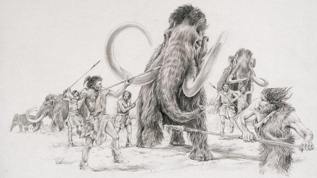 profimedia-0277295424lovci mamutů