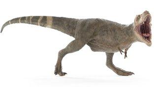 Tyrannosaurus rex – jeden z nejstrašnějších suchozemských predátorů všech dob