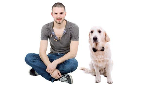 profimedia-0249646547man and dog