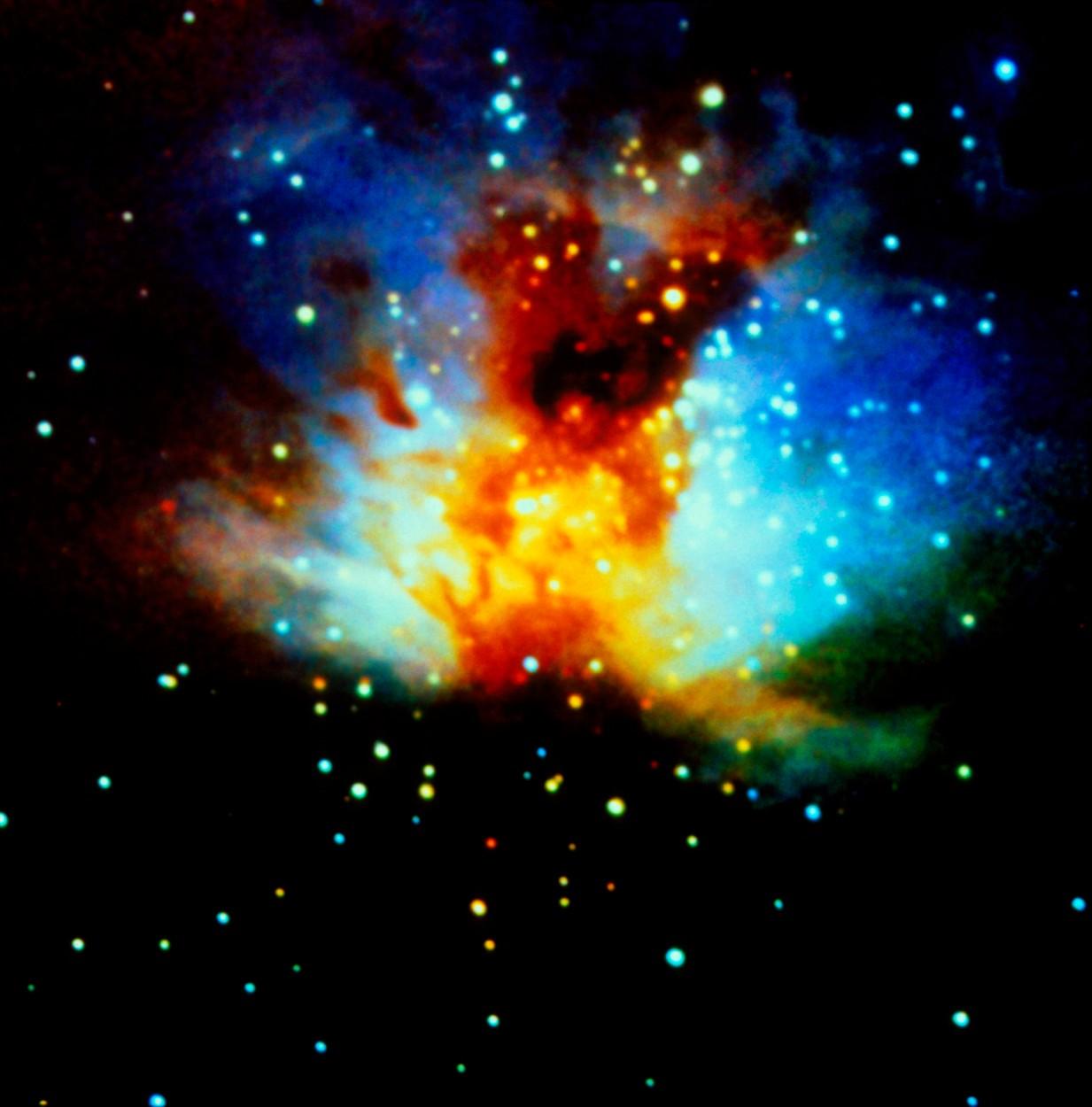 profimedia-0102957719mezihvězdný prach
