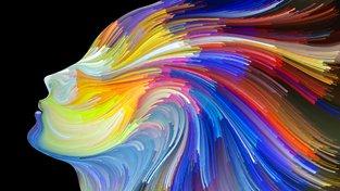 Emoce, které cítíme, když vnímáme barvy, vyplývají z našeho biologicko-psychologického základu