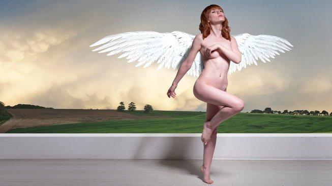 Skromnost stranou, tahle žena o sobě tvrdí, že je anděl