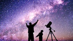 Daleké hvězdy. Jen na ně dosáhnout