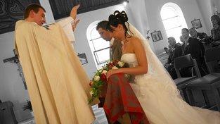 Církev ve středověku začala odmítat světit sňatky příbuzných