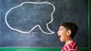 Nespoléhejte na to, že ve škole vaše dítě naučí mluvit