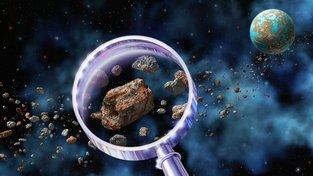 Přiletěl snad život na Zemi z vesmírného prostoru?
