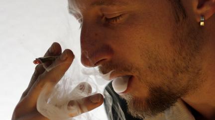Kuřáky marihuany ohrožuje rakovina varlat