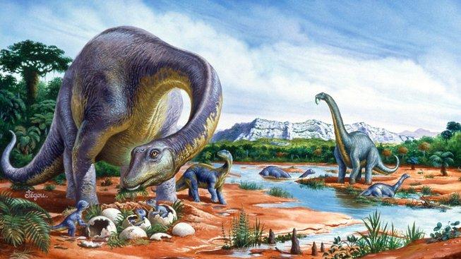 profimedia-0102210587 dinosauři na vejcích