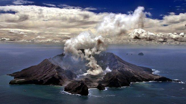 profimedia-0487060991 vulkán Bílý ostrov