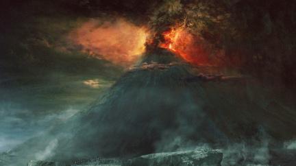 Sopky mohou z Nového Zélandu udělat ohnivý Mordor