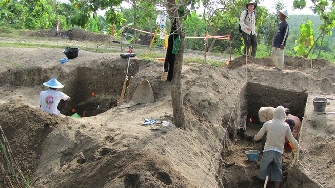 profimedia-0488738153 erectus excavation