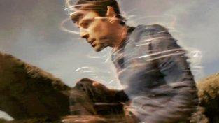 Teleportovaný důstojník Spock ze Star Treku
