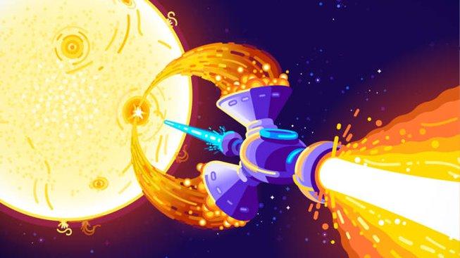 Jedna z verzí hvězdného motoru