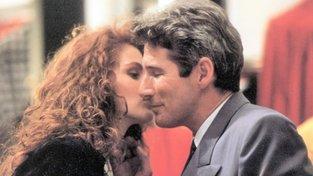 Richard Gere měl šediny už ve čtyřicítce - v době, kdy se natáčela Pretty Woman. Že by stres?