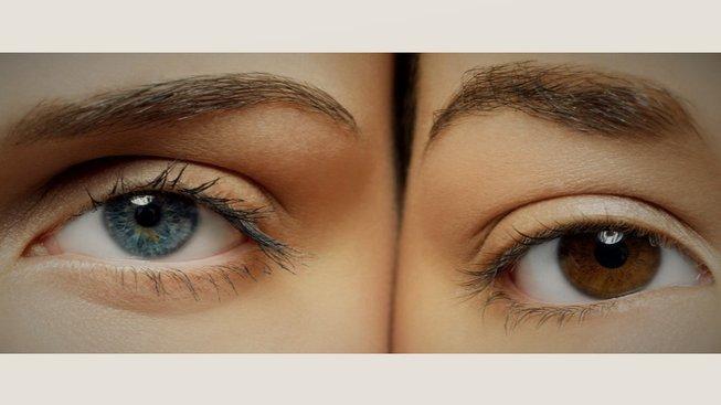 profimedia-0102460994brown and blue eyes upr